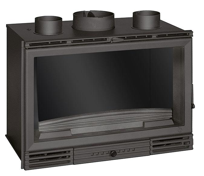 insert de hierro fundido invicta 800 vt ref 13379996 leroy merlin. Black Bedroom Furniture Sets. Home Design Ideas