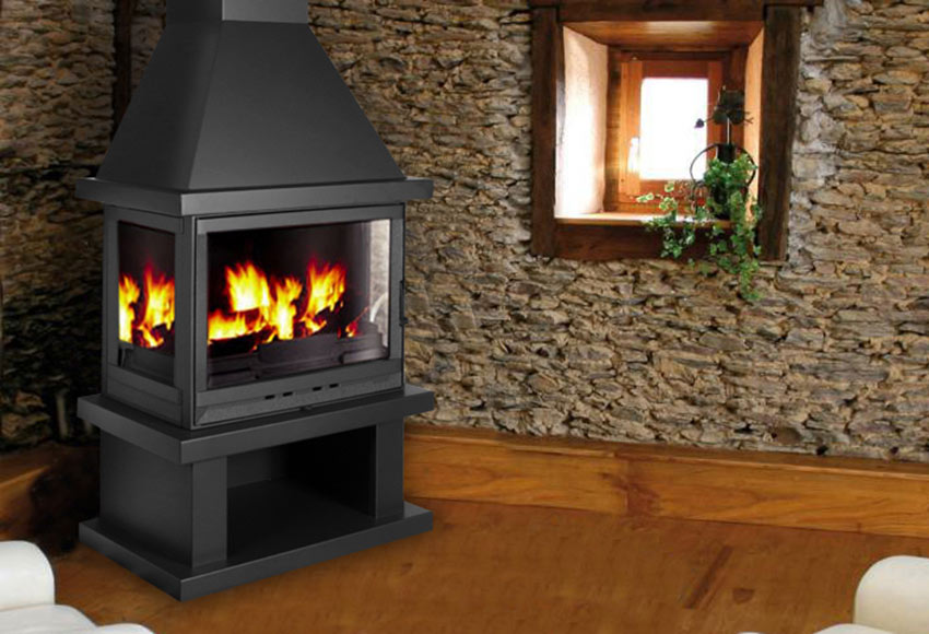 Limpia chimeneas leroy merlin best interesting chimenea - Estufas de pellets leroy merlin ...