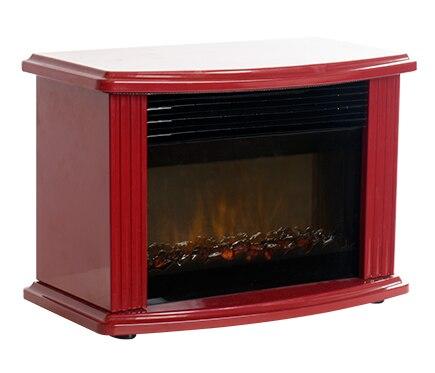 Chimenea el ctrica con mueble edco mini fireplace ref - Chimenea electrica mueble ...