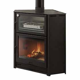 Chimeneas y hornos leroy merlin share the knownledge - Estufa lena leroy merlin ...