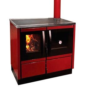 Cocinas y hornos de le a leroy merlin - Cocinas con horno de lena ...