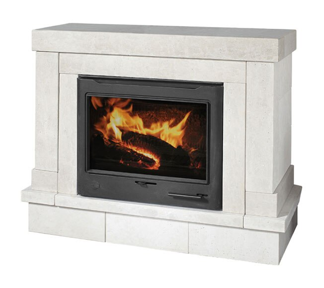 revestimiento chimenea saliente pizarras bernardos cl sico. Black Bedroom Furniture Sets. Home Design Ideas