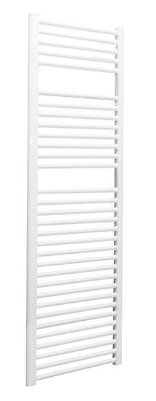 Radiador toallero de agua rc azores 45 blanco ref for Radiador toallero agua