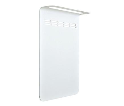 Radiador toallero el ctrico herush tv ref 17101553 for Leroy merlin toalleros electricos