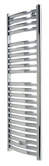 Radiador toallero de agua rc marab cromado agua ref for Radiador toallero cromado