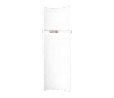 Radiador toallero decorativo de agua cicsa zeta flat for Radiador toallero agua