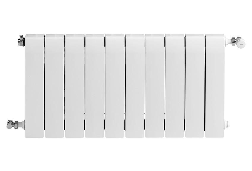 Radiador de aluminio de 10 elementos baxi dubal 60 ref - Elementos de radiadores ...