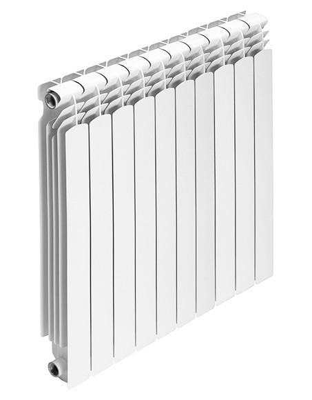 Radiador de agua de 10 elementos cointra orion 450 ref for Radiadores toalleros agua