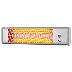 Calefactores de pared leroy merlin for Calefaccion infrarrojos leroy merlin