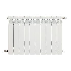 Radiadores de agua leroy merlin for Radiadores toalleros agua