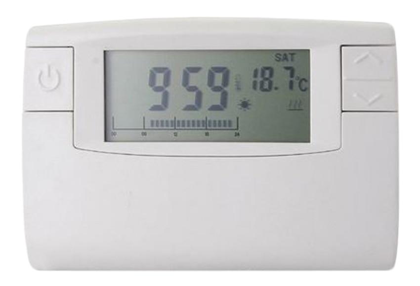 Cronotermostato celcia eco ref 13944966 leroy merlin - Termostato para calefaccion ...