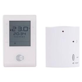termostatos y cronotermostatos leroy merlin. Black Bedroom Furniture Sets. Home Design Ideas