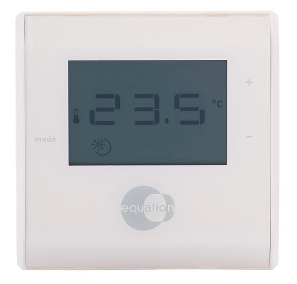 Termostato digital equation digital ref 15301594 leroy - Termostato para calefaccion ...