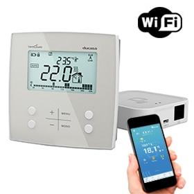 Termostatos y cronotermostatos leroy merlin for Precio termostato calefaccion