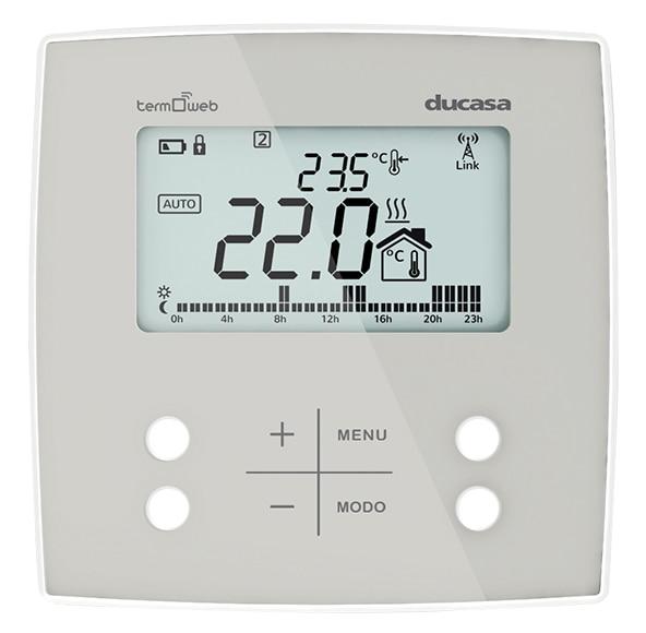 termostato inteligente ducasa 3g wifi ref 17765993
