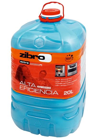 Combustible parafina zibro extra ref 11397624 leroy merlin - Parafina liquida para estufas ...