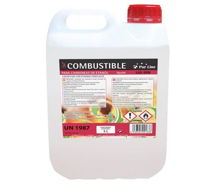 Bioetanol l quido climacity purline 5 l ref 16562434 - Estufa de bioalcohol ...