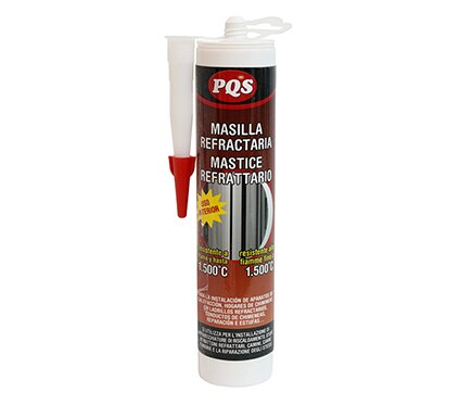 Masilla refractaria pqs 310 ml ref 16080106 leroy merlin - Masilla para marmol leroy merlin ...
