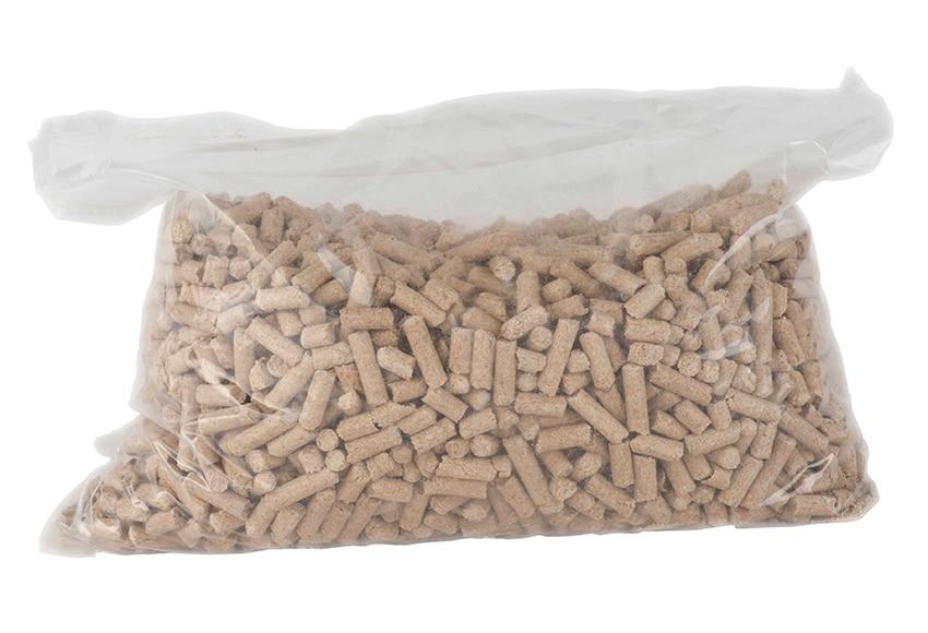 Deshollinador estufa de pellets ecofeu 1 5 kg ref - Estufas de pellets leroy merlin ...