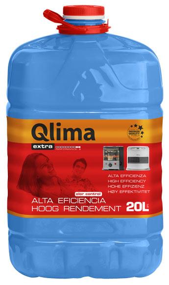 Combustible de parafina pvg qlima extra 20 l ref 16106083 leroy merlin - Comprar parafina para estufas ...
