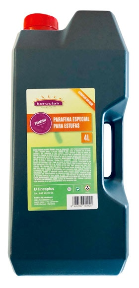 Combustible de parafina keroklair extraplus 4x4l ref - Parafina liquida para estufas ...