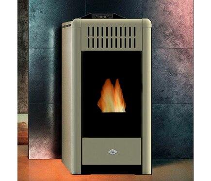 Estufa de pellets de aire last calor alba ref 17115574 leroy merlin - Estufas de pellets en leroy merlin ...