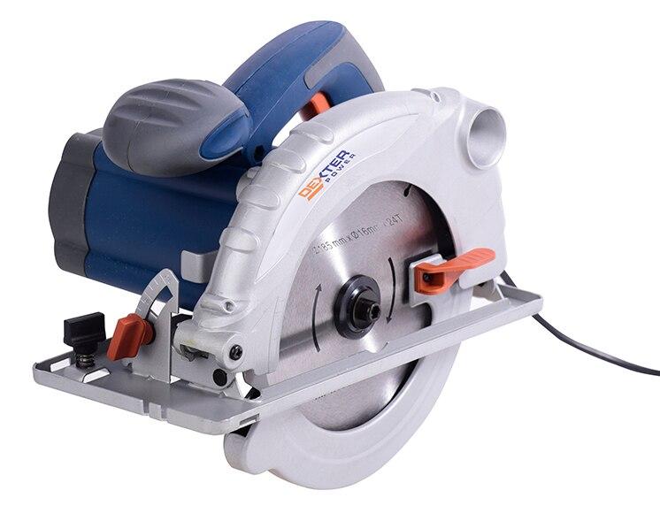 Sierra circular dexter power3 1300w ref 15074451 leroy - Mini sierra circular leroy merlin ...