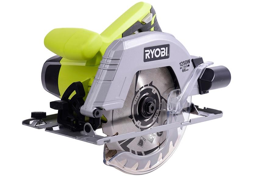 Sierra circular ryobi 190mm 1250w ref 16335116 leroy merlin - Mini sierra circular leroy merlin ...