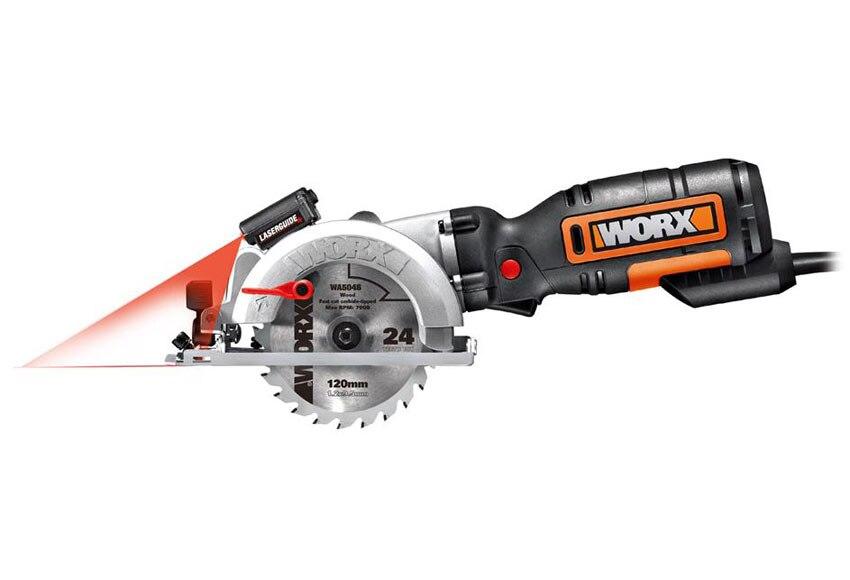 Minisierra worx 710w ref 16948043 leroy merlin - Mini sierra circular leroy merlin ...
