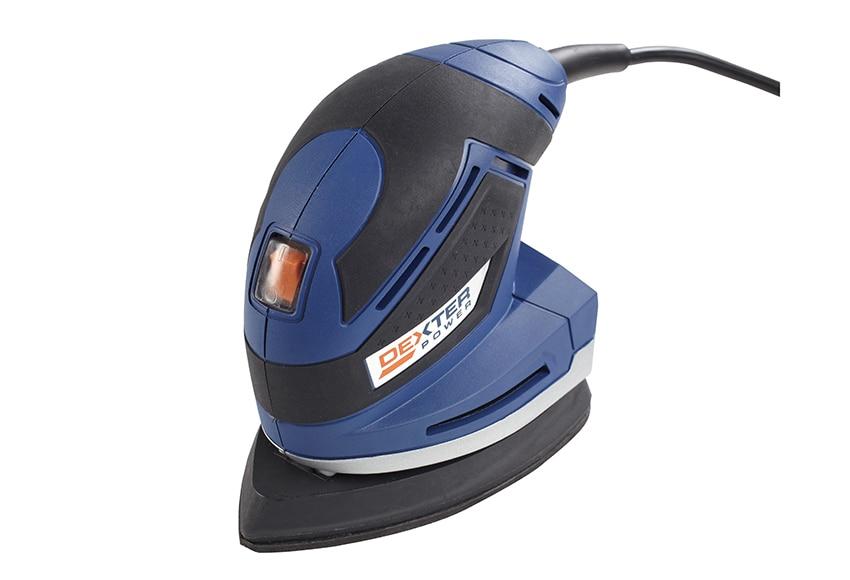 Lijadora mouse dexter power 125w ref 16287341 leroy merlin - Lijadora leroy merlin ...