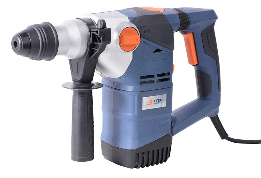 Martillo vertical dexter power3 1500w ref 15132894 - Martillo cincelador electrico ...