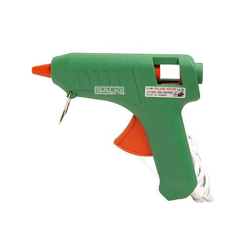 Pistola de encolar salki p 60 ref 11611285 leroy merlin for Pistola a spruzzo leroy merlin