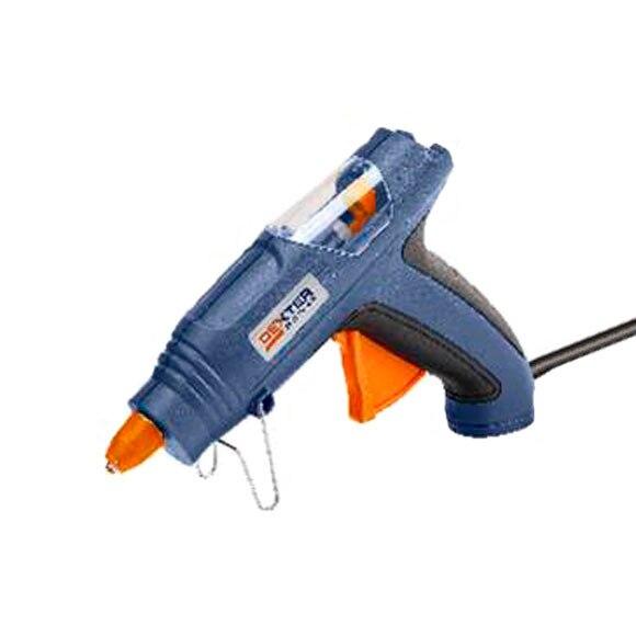 Pistola de encolar dexter 200 w ref 17548601 leroy merlin for Pistola aerografo leroy merlin