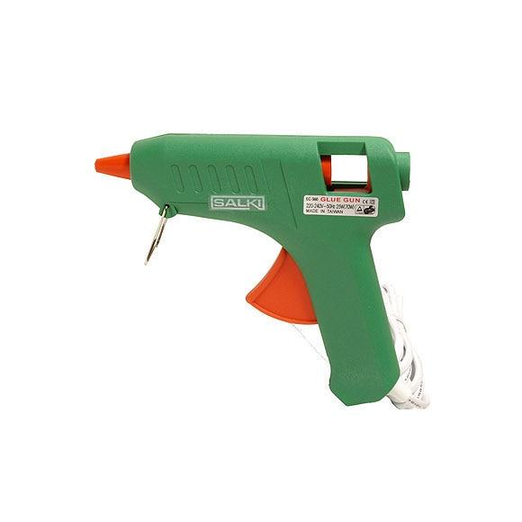 P 60 leroy merlin for Pistola de pegamento o de silicona