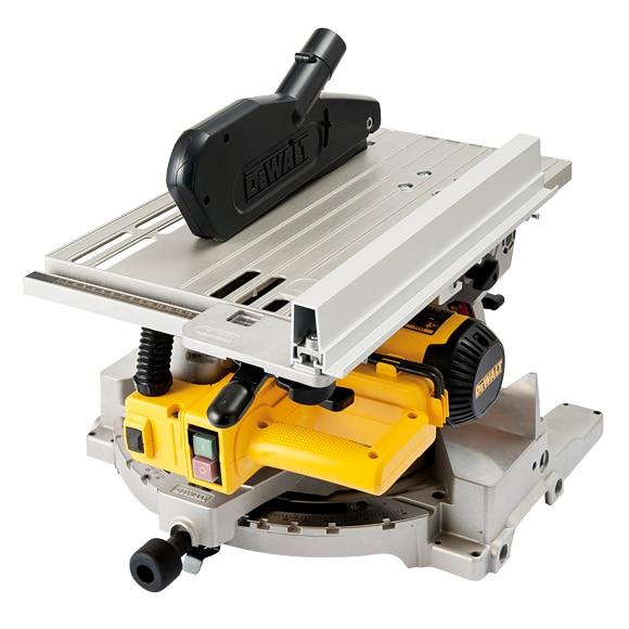 Ingletadora dewalt mesa superior 1600w 305mm ref for Ingletadora con mesa superior