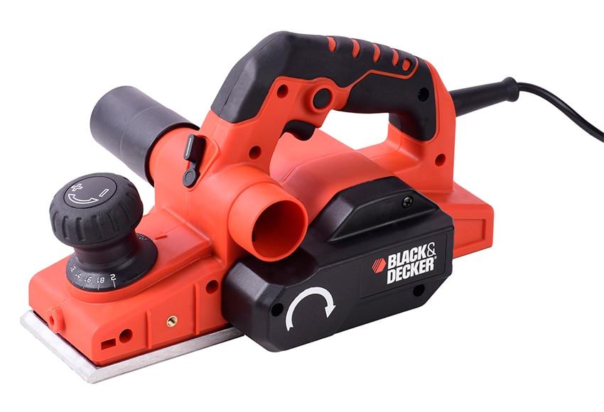 Cepillo el ctrico black decker 750w ref 15227793 leroy - Black friday herramientas electricas ...