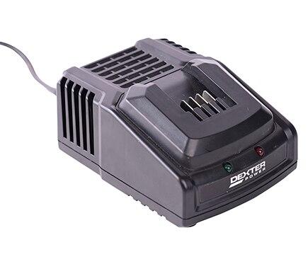 DEXTER Cargador de batería POWER 12,14,18V