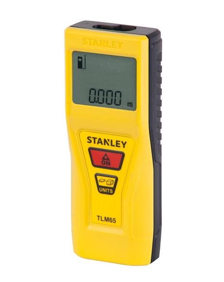 Medidor l ser stanley tlm65 ref 17283994 leroy merlin - Telemetre laser leroy merlin ...