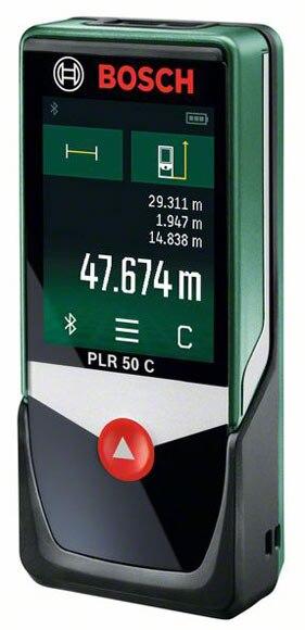 Medidor l ser bosch plr 50c ref 17681062 leroy merlin - Medidor laser bosch ...