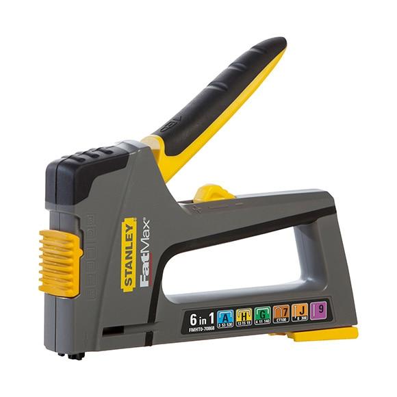 Grapadora manual stanley tr 75 ref 16267734 leroy merlin - Grapas para tapizar ...