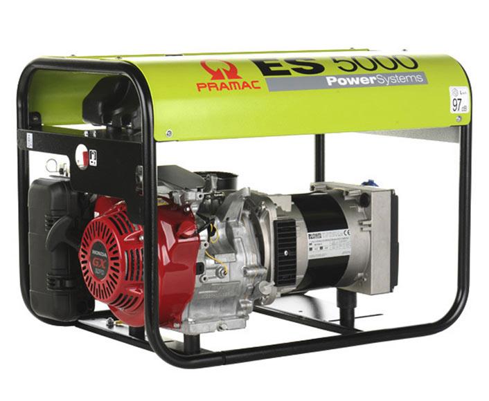 generador gasolina pramac es5000 ref 11154115 leroy merlin
