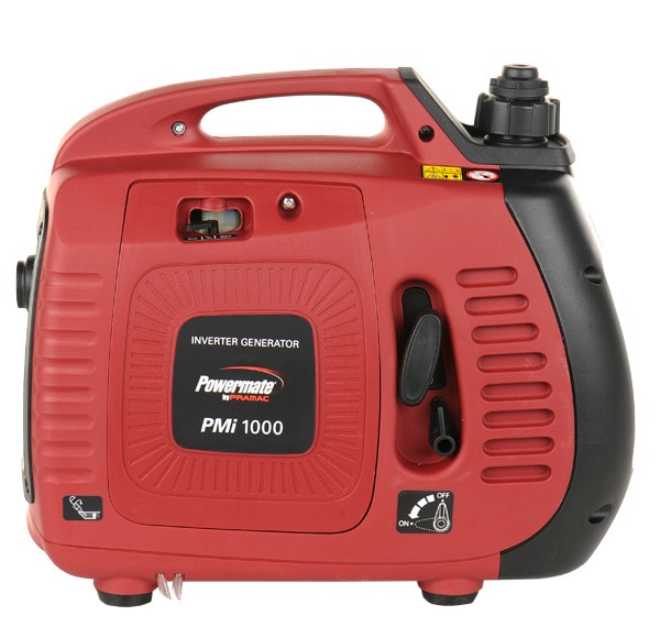 Generador inverter powermate pmi 1000 ref 14944713 for Generatore leroy merlin