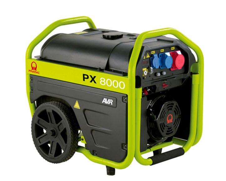 Generador gasolina pramac px 8000 trif sico ref 16698654 for Generatore leroy merlin
