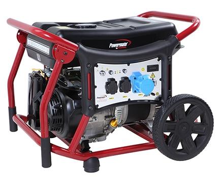 Generador gasolina powermate wx6200 ref 17987711 leroy for Generatore leroy merlin
