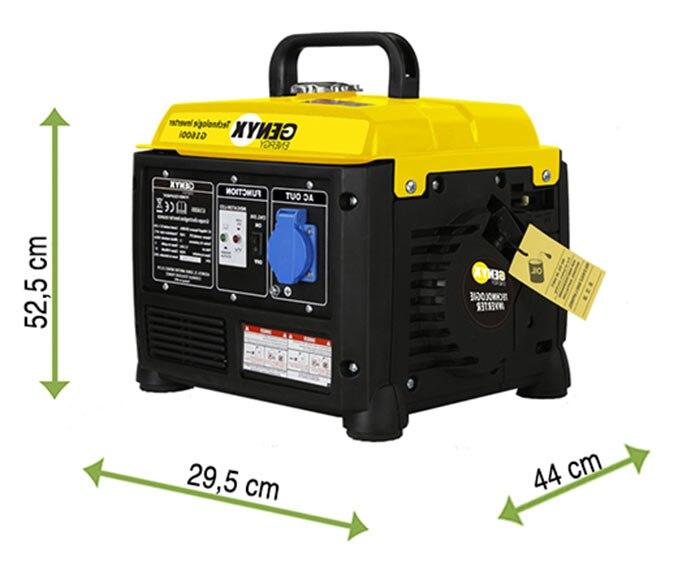 Generador inverter genyx g1600i ref 18380320 leroy merlin - Clim inverter leroy merlin ...