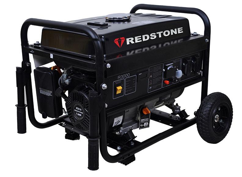 generador gasolina redstone r3000 ref 18381055 leroy merlin
