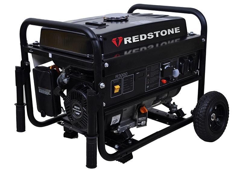 generador gasolina redstone r3800 ref 18381111 leroy merlin