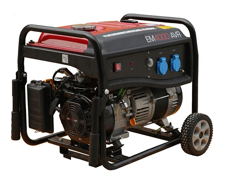 Generador gasolina powermate em4000 ref 18381685 leroy for Generatore hyundai leroy merlin