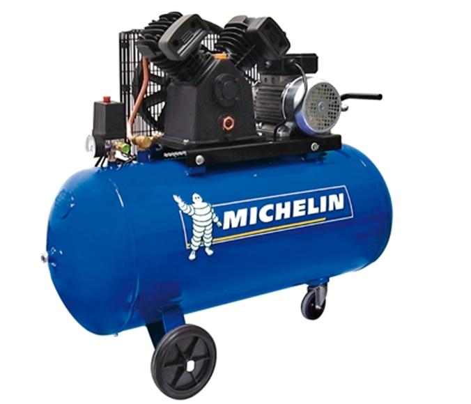 Compresor michelin vcx 100l ref 13835976 leroy merlin for Compresor aire leroy merlin