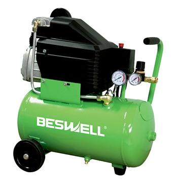 Compresor beswell bw2421 ref 14019593 leroy merlin for Compresor aire leroy merlin